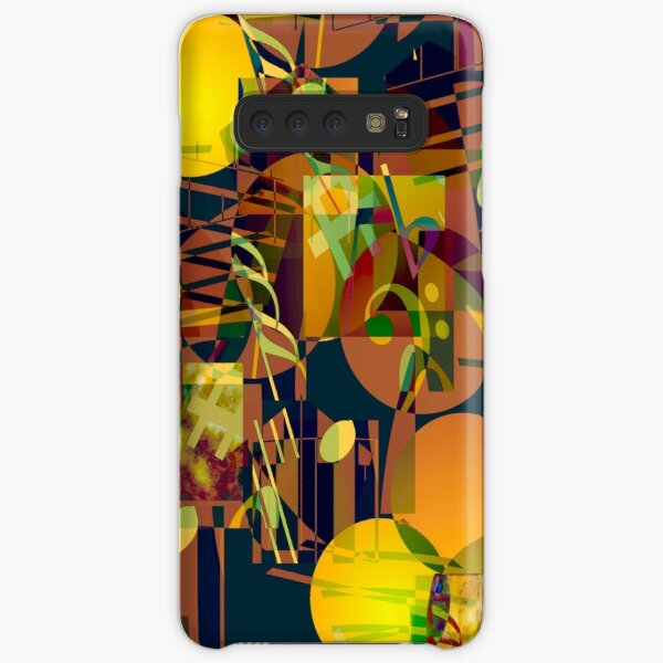 Fashionable Modern Abstract Art Samsung Galaxy Snap Case