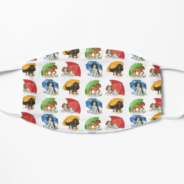 Cavalier King Charles Spaniel - Umbrella Cavaliers Mask
