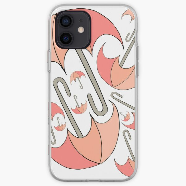 Pink brolly pink brolly iPhone Soft Case