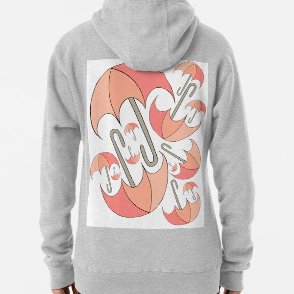 Pink brolly pink brolly Pullover Hoodie