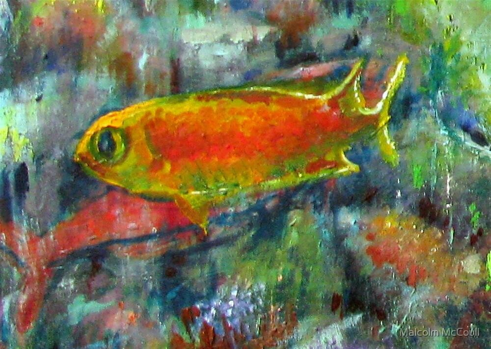Le Poisson  (1) by Malcolm McCoull