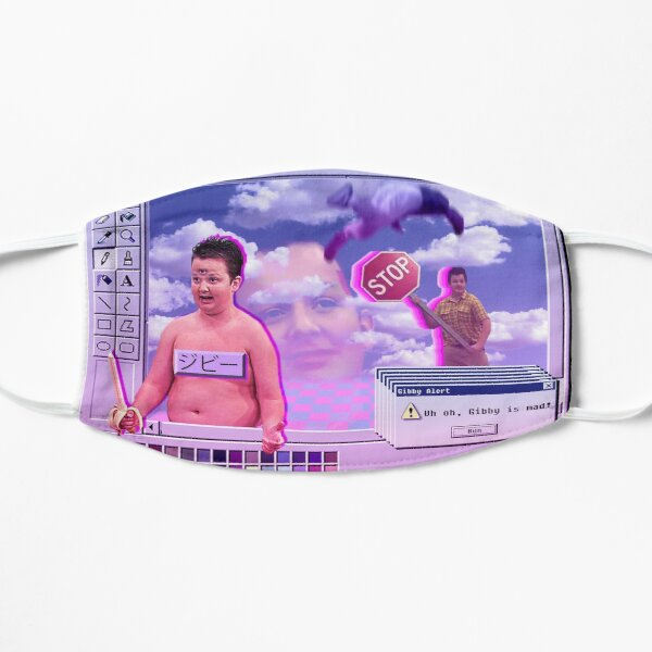 Gibby The Powerful Flat Mask