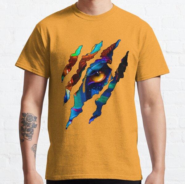 World of Pandora - Avatar - Neytiri and Claw Scratches Classic T-Shirt