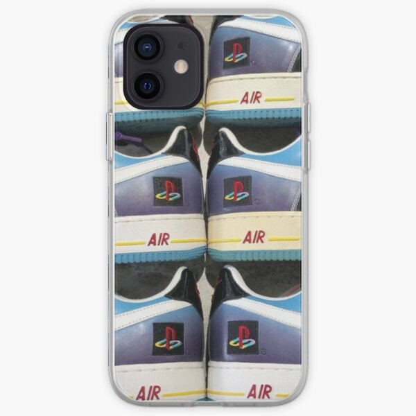 Playstation AIRFORCE 1 iPhone Soft Case