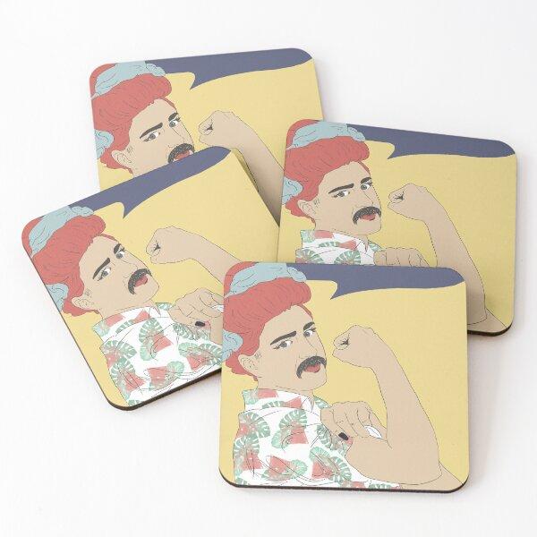 Somr Coasters (Set of 4)
