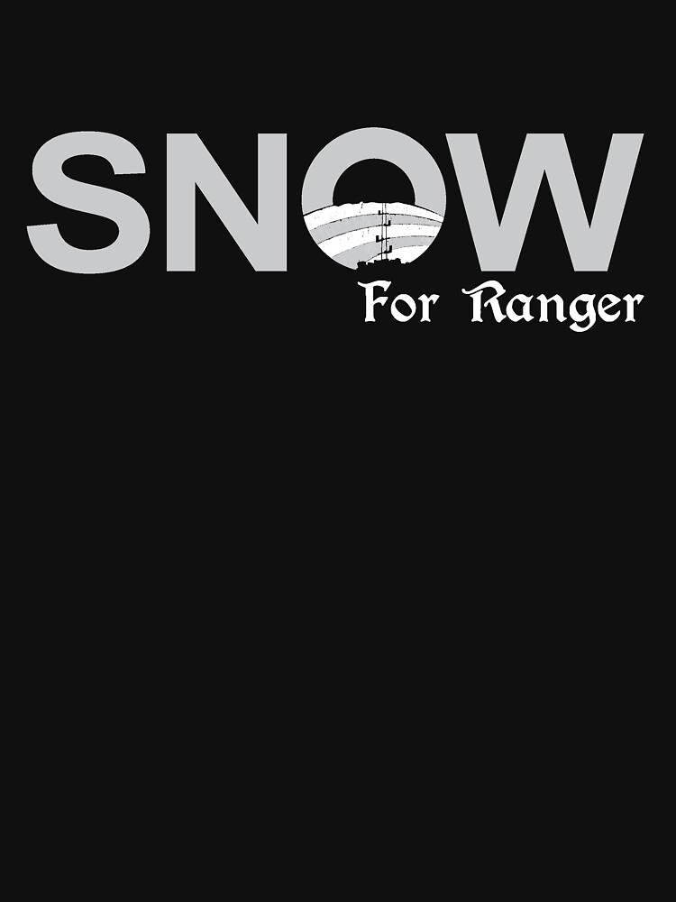 Snow For Ranger by jtd512