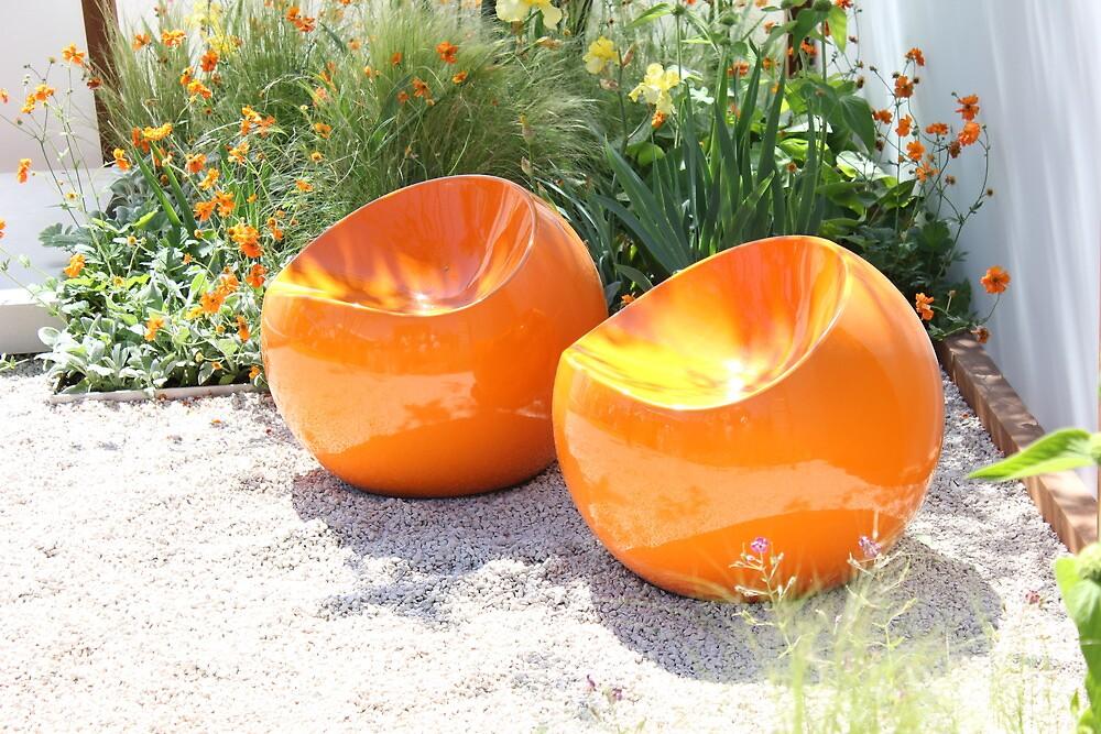 Orange by Aaron  Wahab