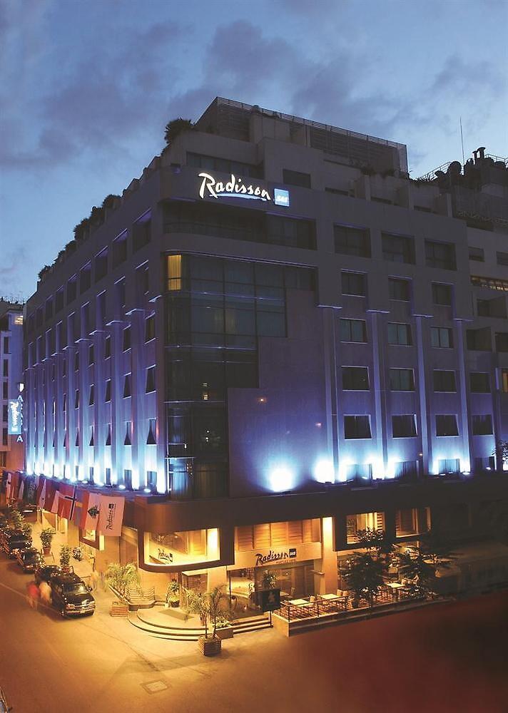 Radisson Blu Martinez Hotel, Beirut by viewfrom99