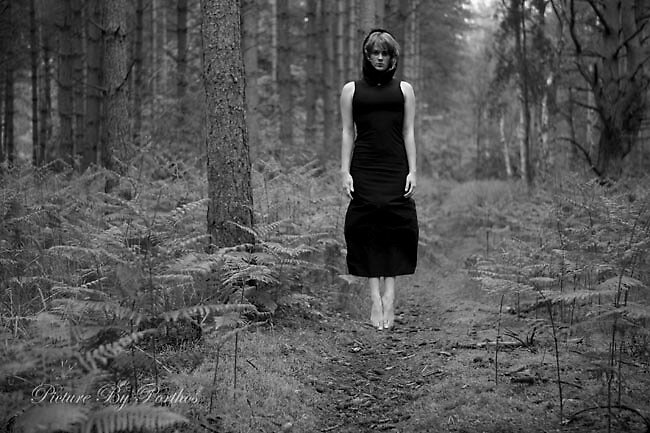 Artemis Fauna in the forest by Porthos