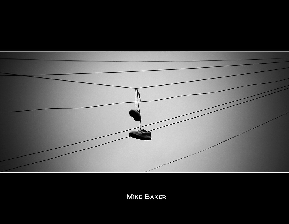 Sneakers by Michael Baker
