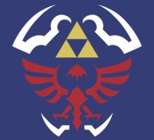 Hylian Shield - Legend of Zelda