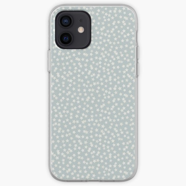 caja del teléfono estrellas estéticas Funda blanda para iPhone