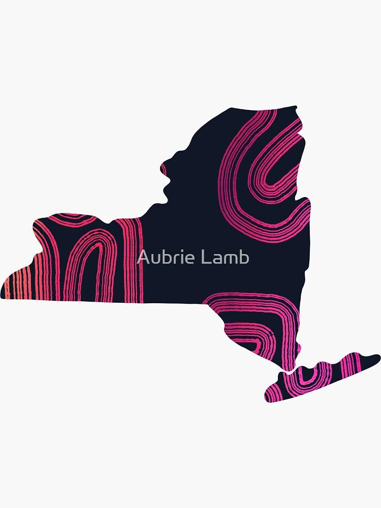 New York, New York by Aubb
