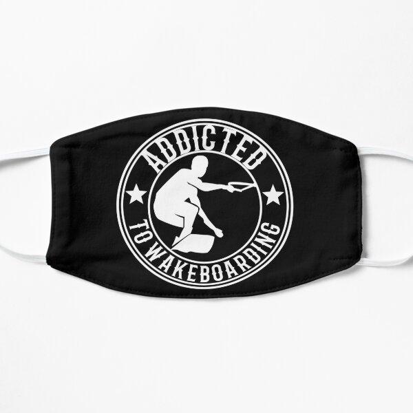 Addicted to wakeboarding Wakeboard Logo Mask