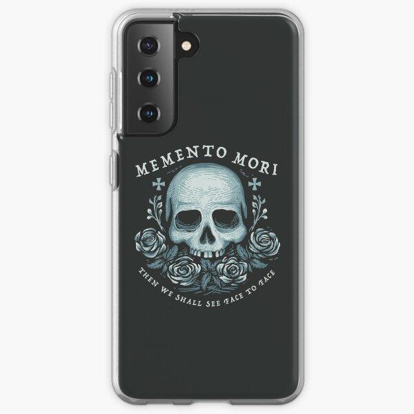 Memento Mori Phone Case Samsung Galaxy Soft Case