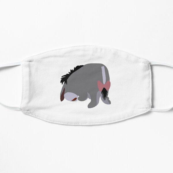 Sad Donkey Sticker Mask