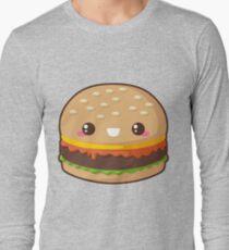 Kawaii Cheeseburger T-Shirt