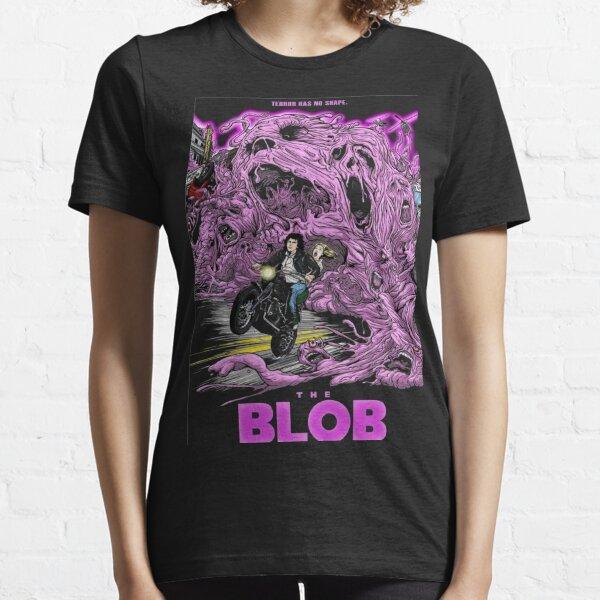 La terreur du blob n'a pas de forme Chuck Russell T-shirt essentiel