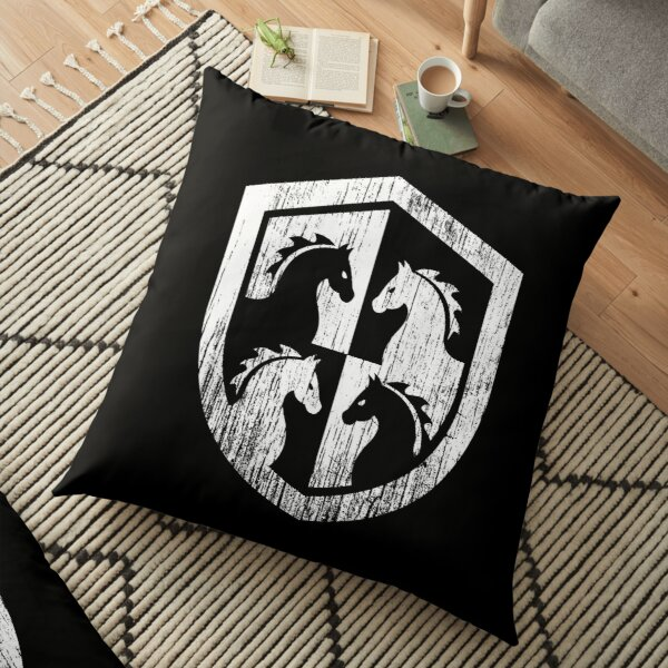 GREATEST WRESTLING FACTION™ Crest Edition Floor Pillow