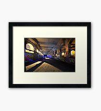 Appropriated Landscape #7 Framed Print