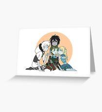 Hiccup Love - SU!AU Greeting Card