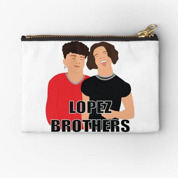 Lopez Brothers Zipper Pouch