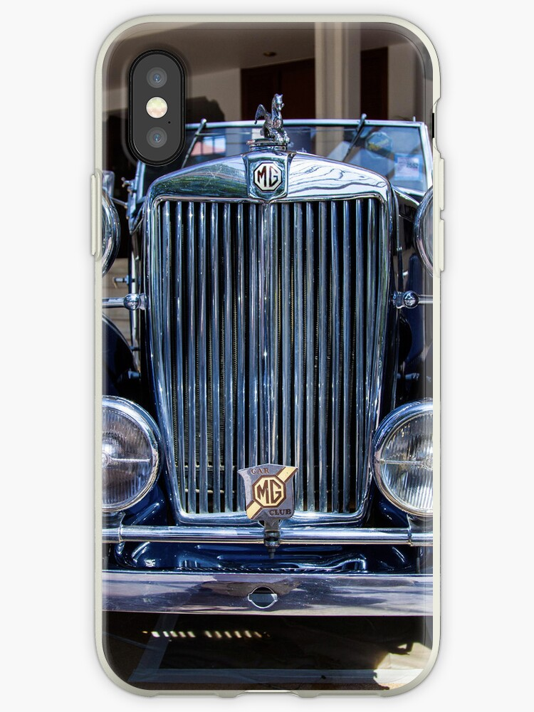 iPhone Case Classic 1939 MG  by Adrian Evans