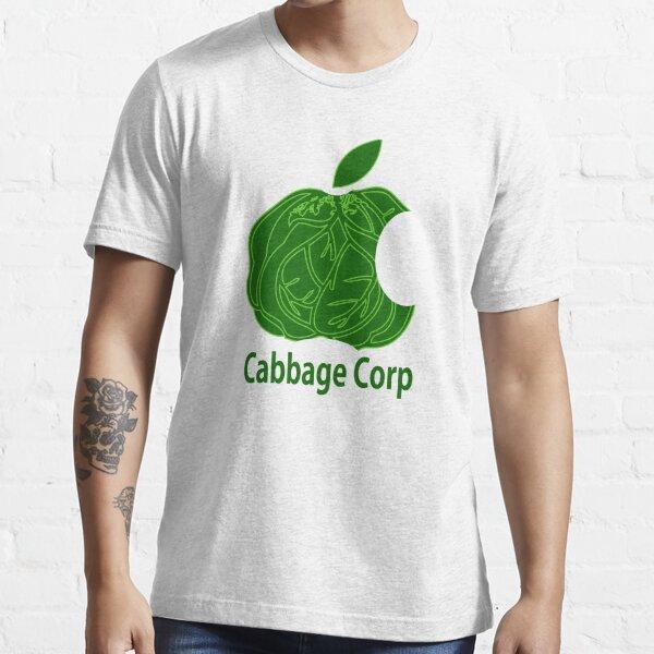 Legend of Korra Avatar Cabbage Corp Essential T-Shirt