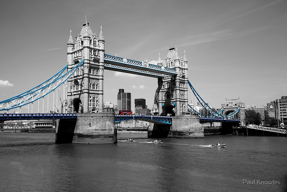 Tower Bridge, London by Paul Knowles