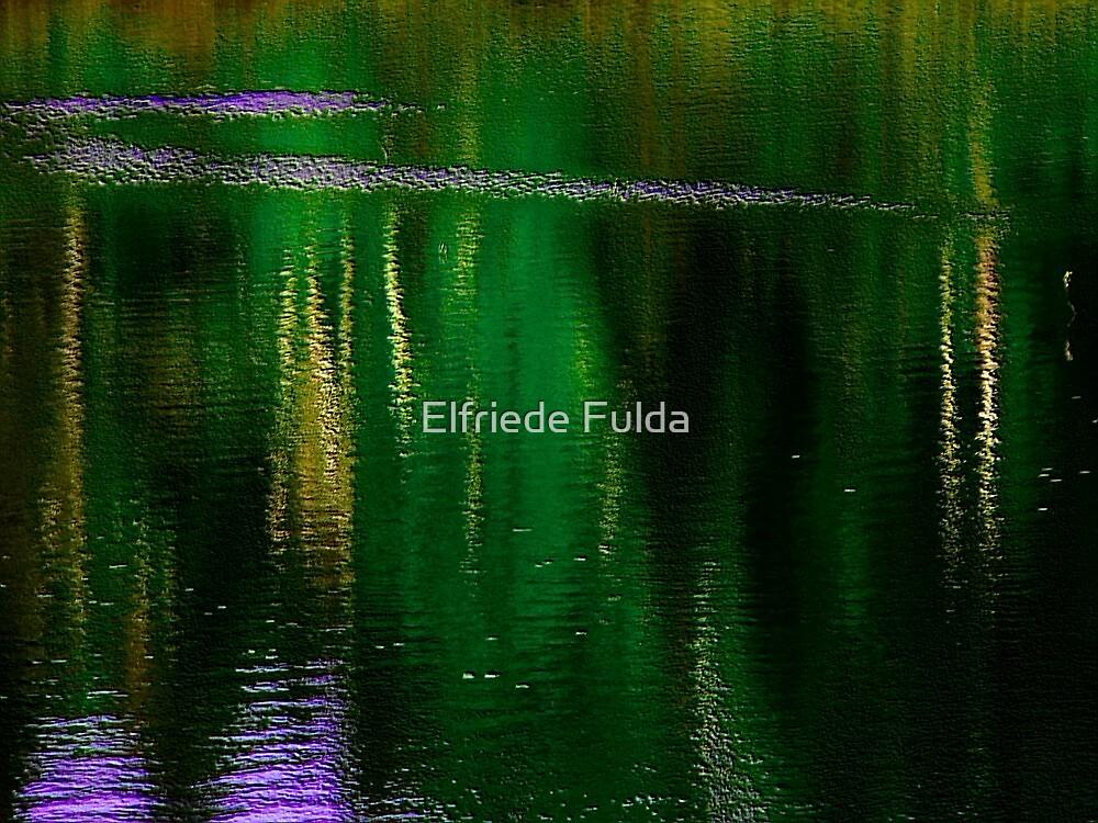 Summer Reflections ! by Elfriede Fulda
