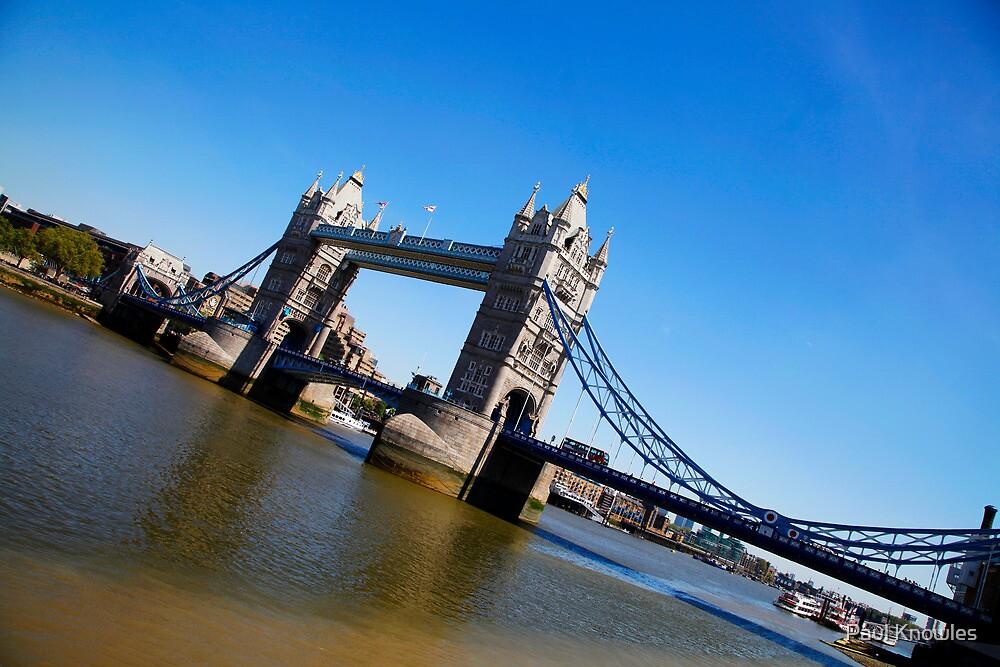 Tower Bridge, London by Paul Knowles