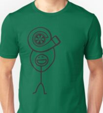 Turbo Guy Unisex T-Shirt