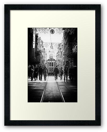 The Nostalgic Tramway by Asif Patel