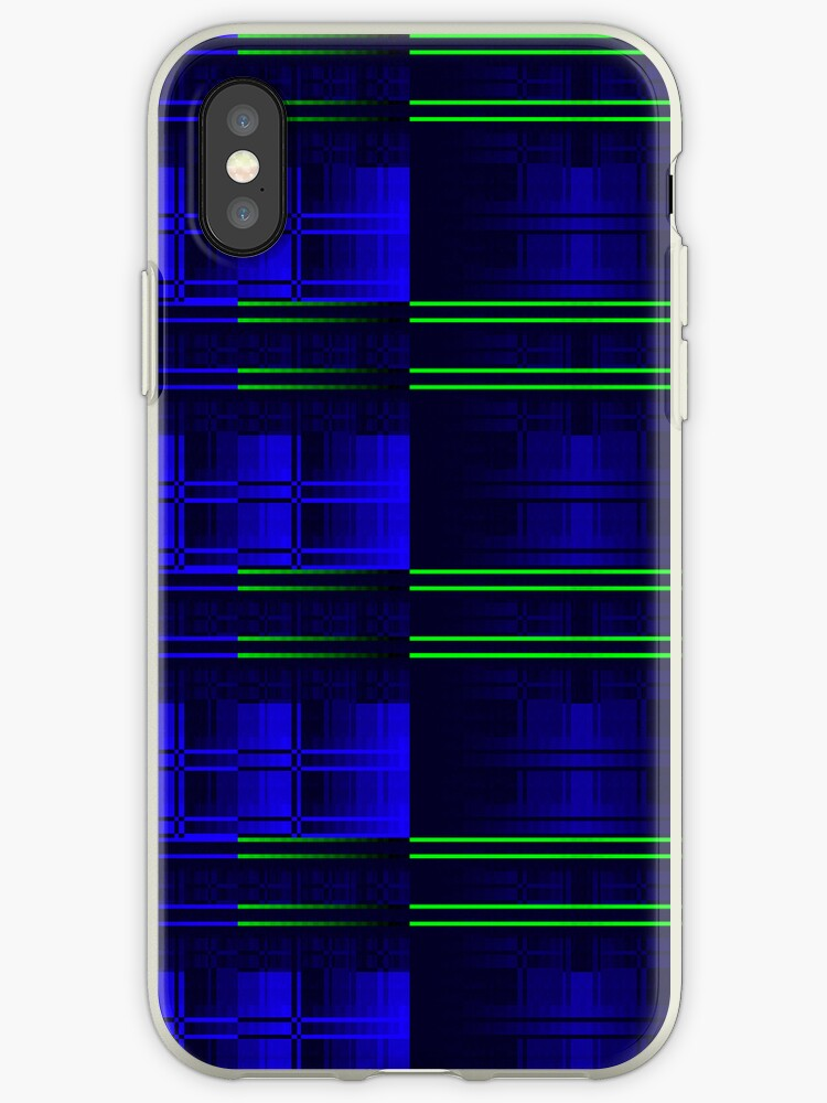 Abstract 2- Iphone/ipod case by GoldenRectangle