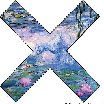 Claude Monet X by -ash-