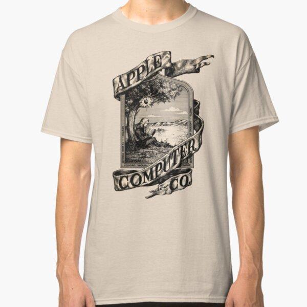 Apple Computer Co. | First logo Classic T-Shirt