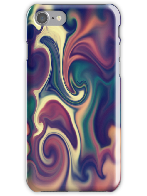 *Calamity... Iphone Case by GoldenRectangle