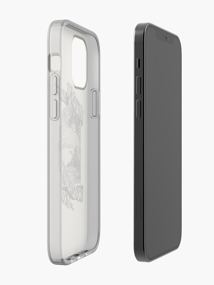 Alternate view of Apple Computer Co. | First logo iPhone Case & Cover