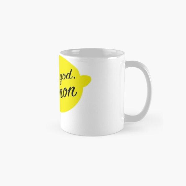 Good God, Lemon Classic Mug