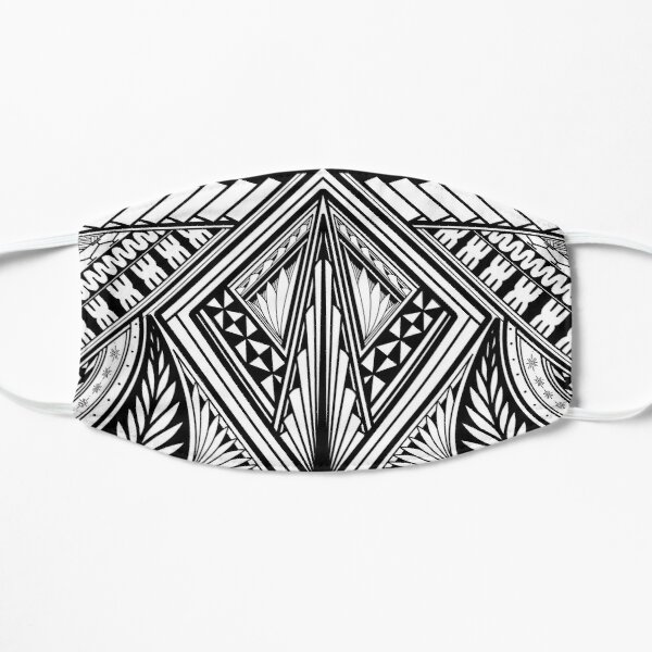 Tapa patterns  Mask