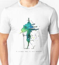 M. Le Grand takes his daily promenade Unisex T-Shirt