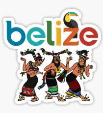 BELIZE 1 Sticker