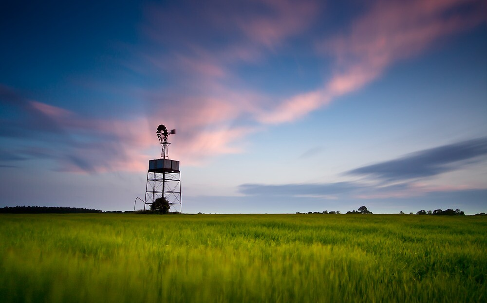 Fairford Windmill by igotmeacanon