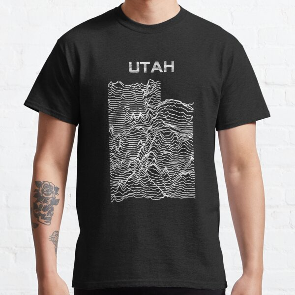 Unknown Elevations - Utah Classic T-Shirt