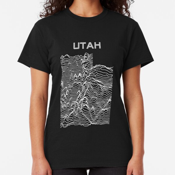 Unknown Elevations - Utah Classic T-Shirt