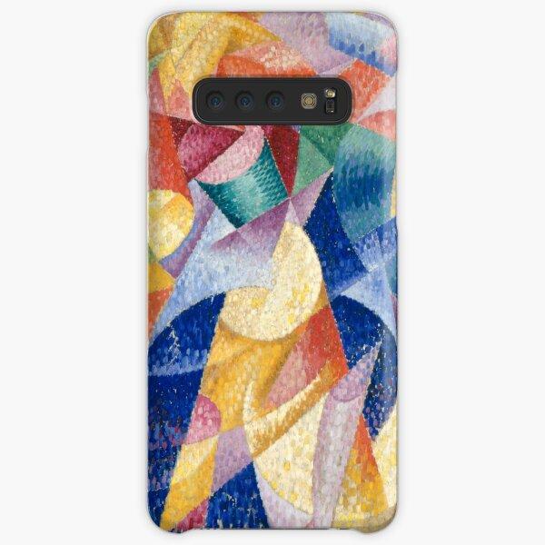artist, painter, craftsman, Gino Severini, futurism, futurist, art Samsung Galaxy Snap Case
