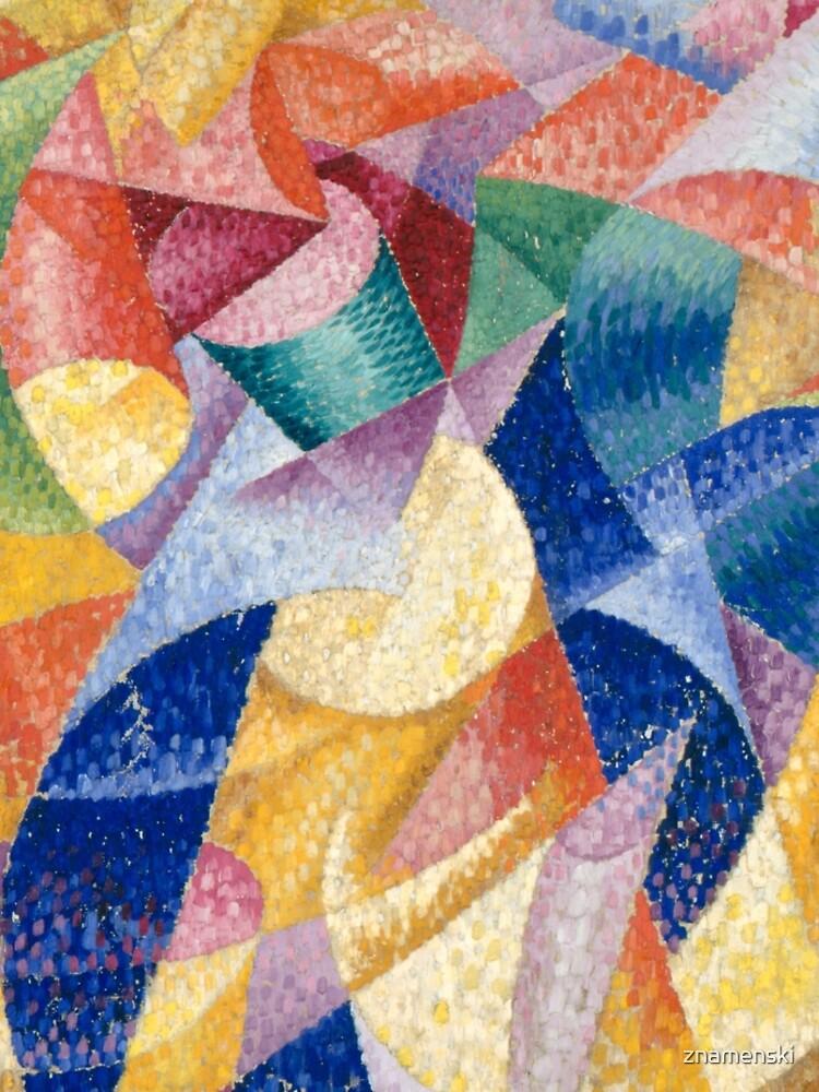 artist, painter, craftsman, Gino Severini, futurism, futurist, art by znamenski