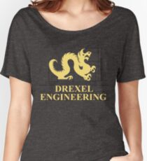 Drexel Engineering Shirt Women's Relaxed Fit T-Shirt