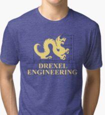 Drexel Engineering Shirt Tri-blend T-Shirt