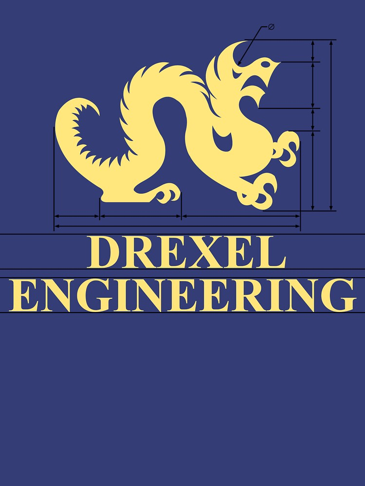 Drexel Engineering Shirt | Unisex T-Shirt